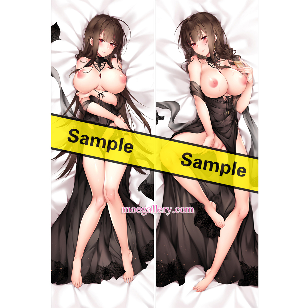 Girls' Frontline Dakimakura DSR-50 Body Pillow Case 2