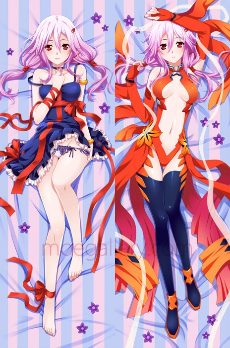 Guilty Crown Inori Yuzuriha Body Pillow Case 16