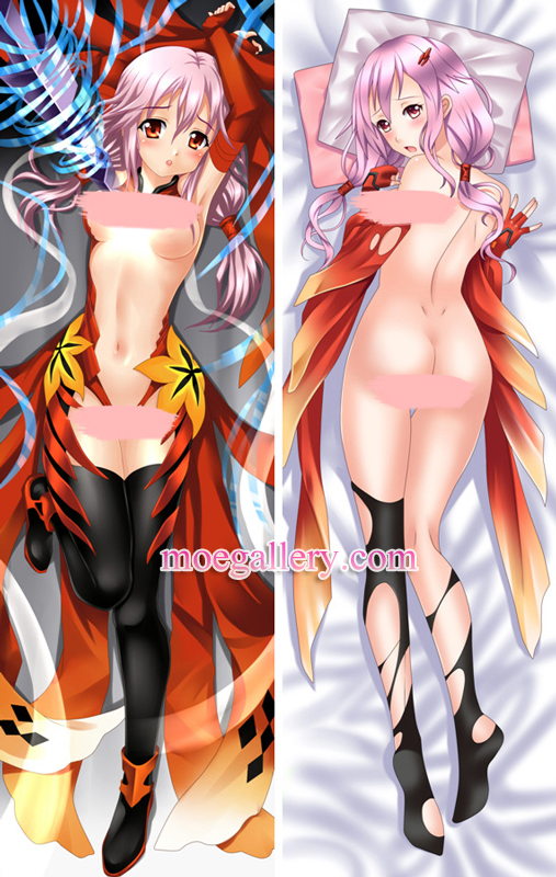Guilty Crown Inori Yuzuriha Body Pillow Case 15