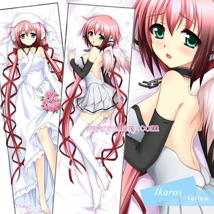 Heavens Lost Property Ikaros Body Pillow Case 20