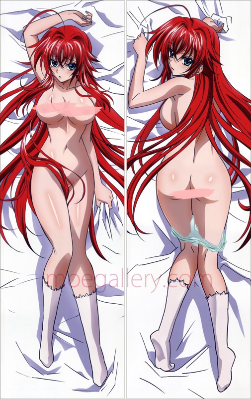 High School DXD Rias Gremory Body Pillow Case 08