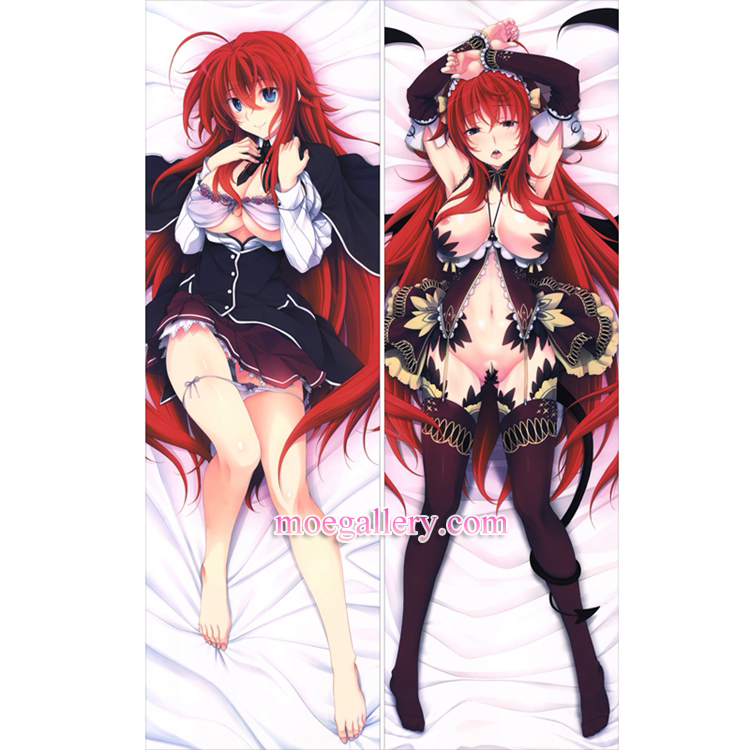 High School DXD Dakimakura Rias Gremory Body Pillow Case 08