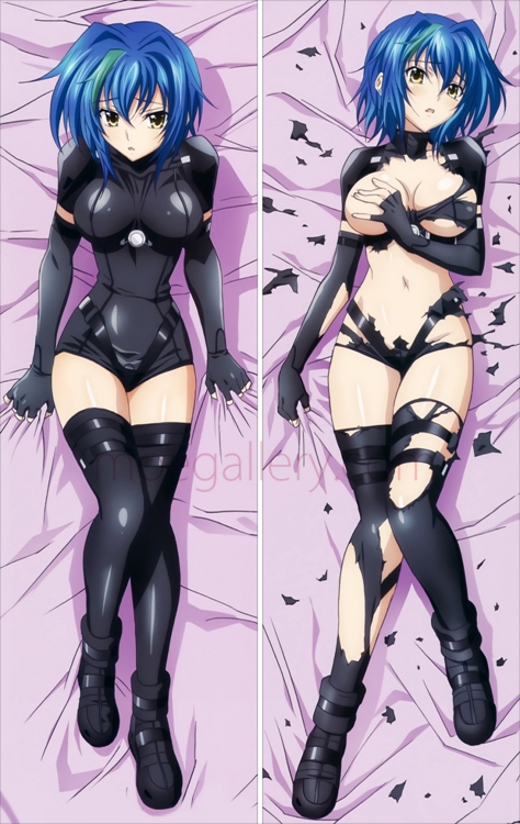 High School DXD Xenovia Body Pillow Case