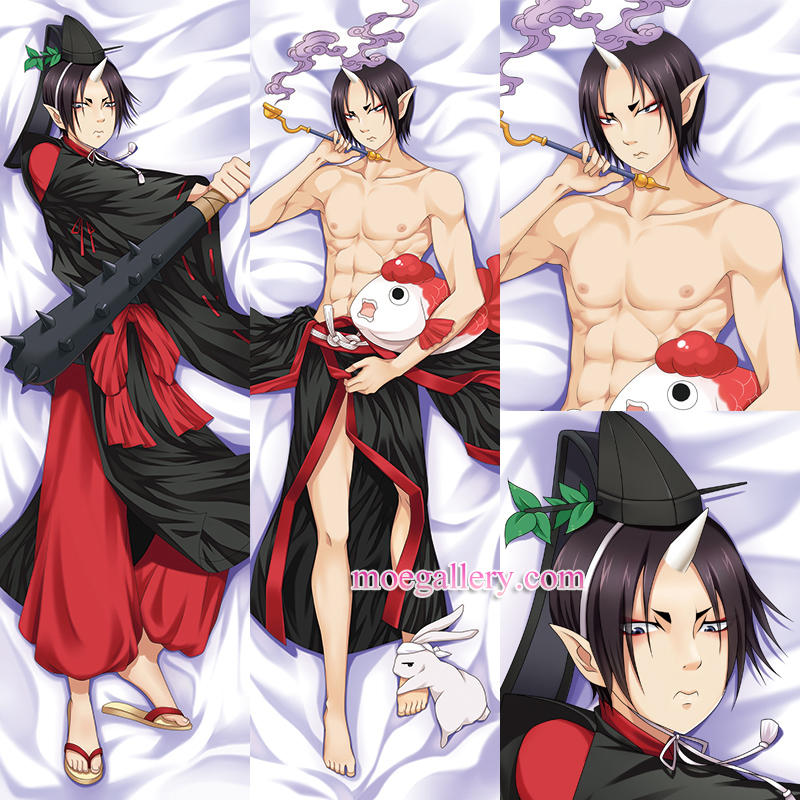 Hozuki no Reitetsu Hakutaku Body Pillow Case 02