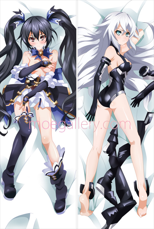 Hyperdimension Neptunia Body Pillow Case