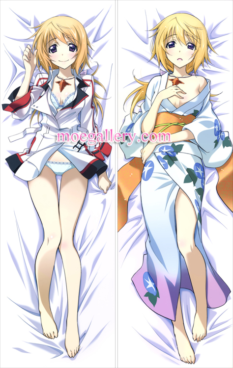 Infinite Stratos Charlotte Dunois Body Pillow Case 25