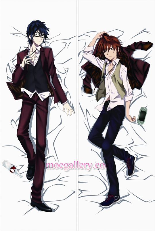 K Project Scepter4 Dakimakura Fushimi Saruhiko Yata Misaki Body Pillow Case