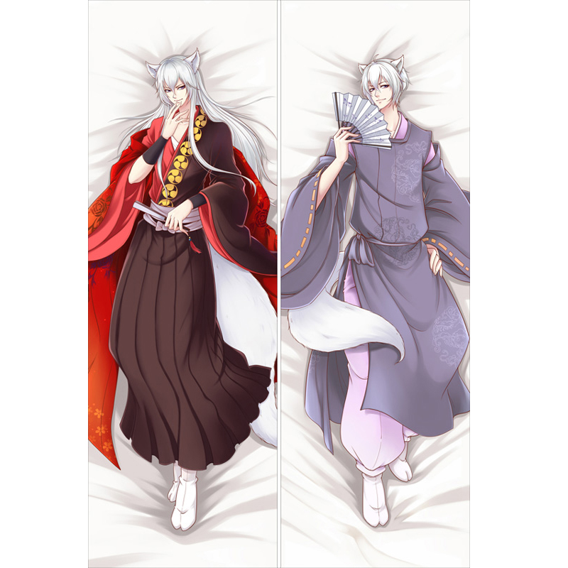 Kamisama Hajimemashita Dakimakura Tomoe Body Pillow Case