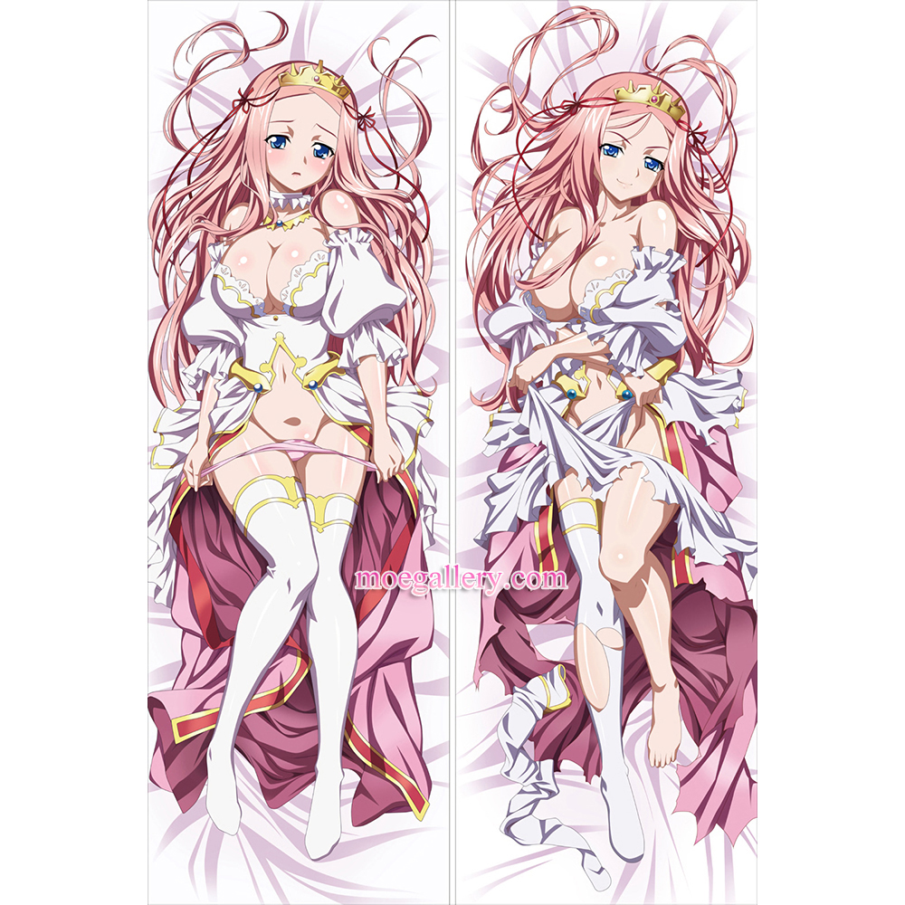 Kuroinu Dakimakura Prim Fiorire Body Pillow Case