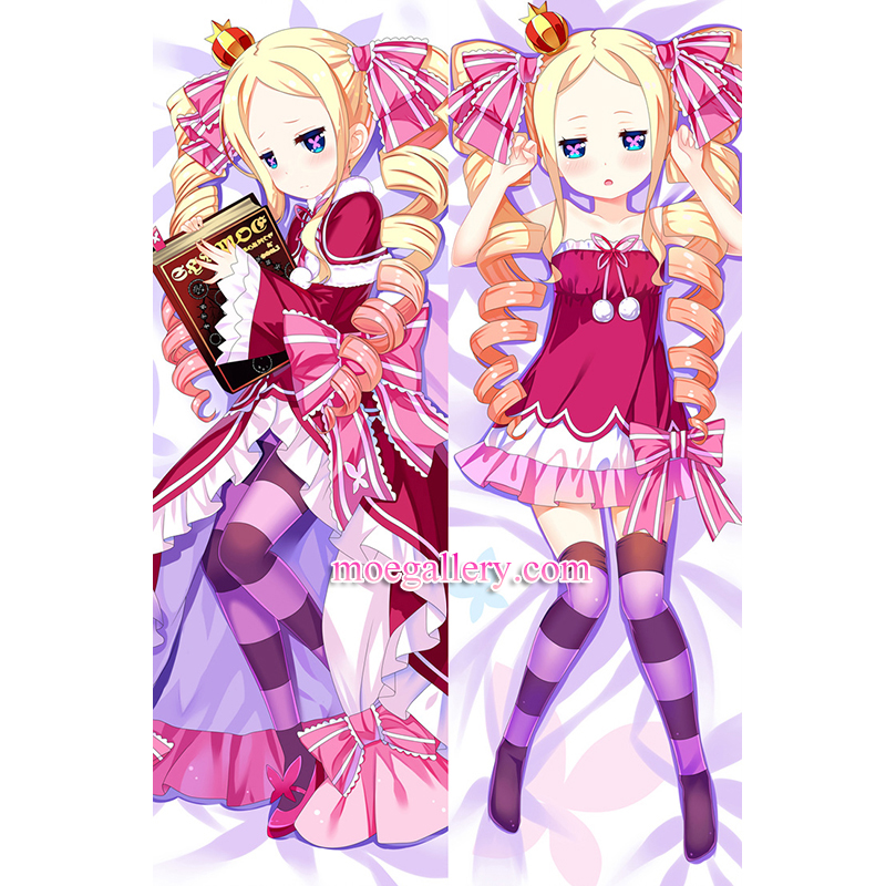 Re:Zero Dakimakura Beatrice Body Pillow Case 02
