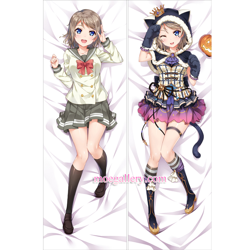 Love Live Dakimakura You Watanabe Body Pillow Case