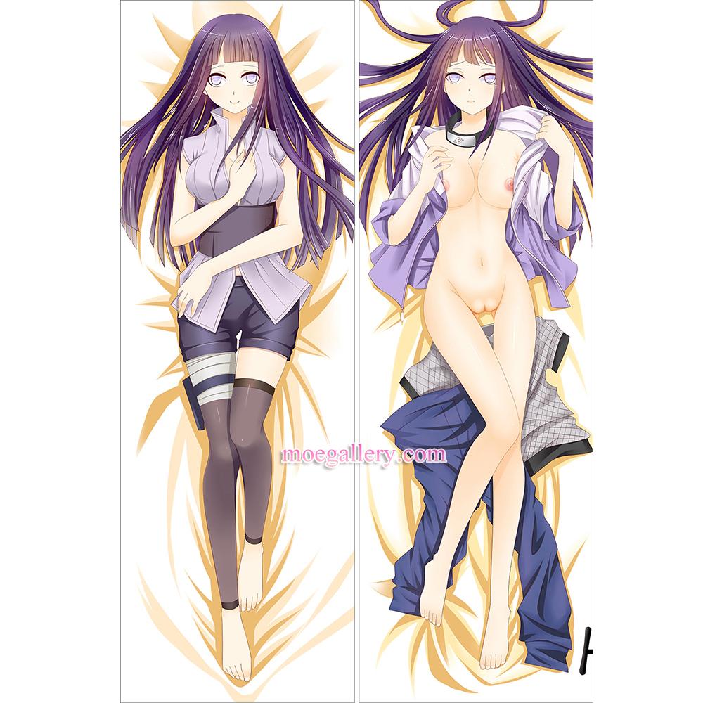 Naruto Dakimakura Hinata Hyuga Body Pillow Case 02