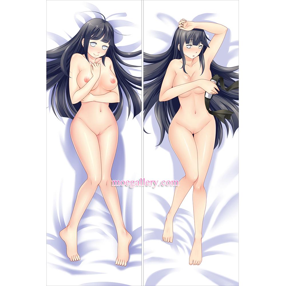 Naruto Hinata Hyuga Body Pillow Case 02