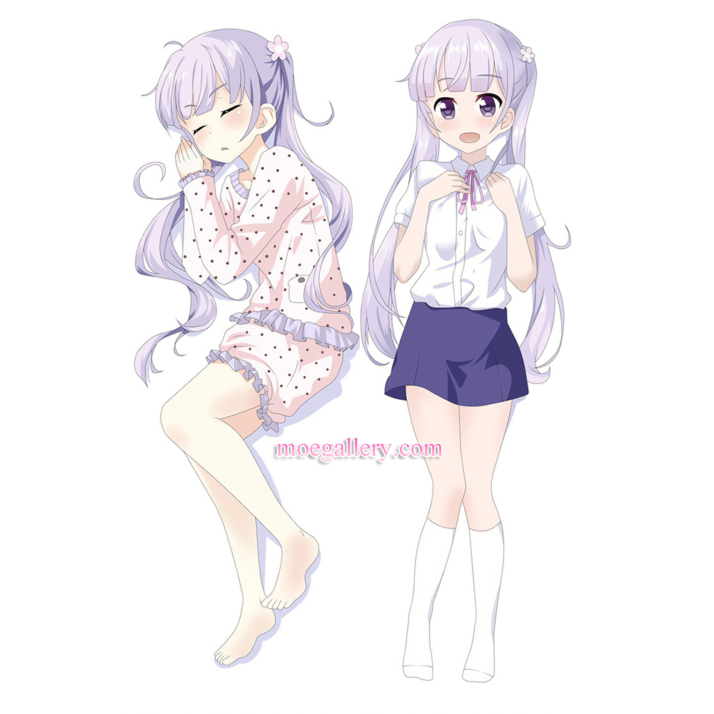 New Game Dakimakura Aoba Suzukaze Body Pillow Case 03
