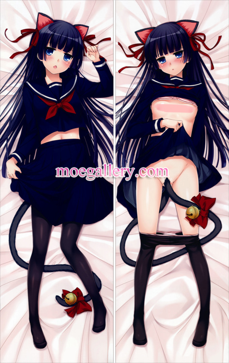 Oreimo Ruri Goko Kuroneko Body Pillow Case 20