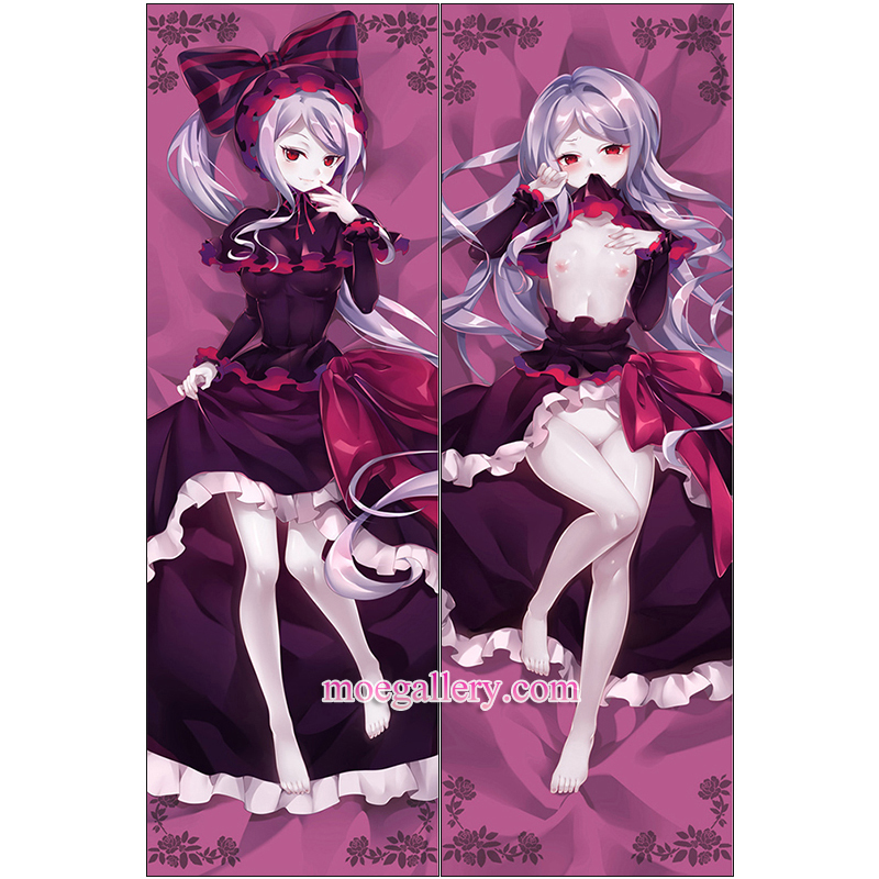 OVERLORD Dakimakura Shalltear Bloodfallen Body Pillow Case 02