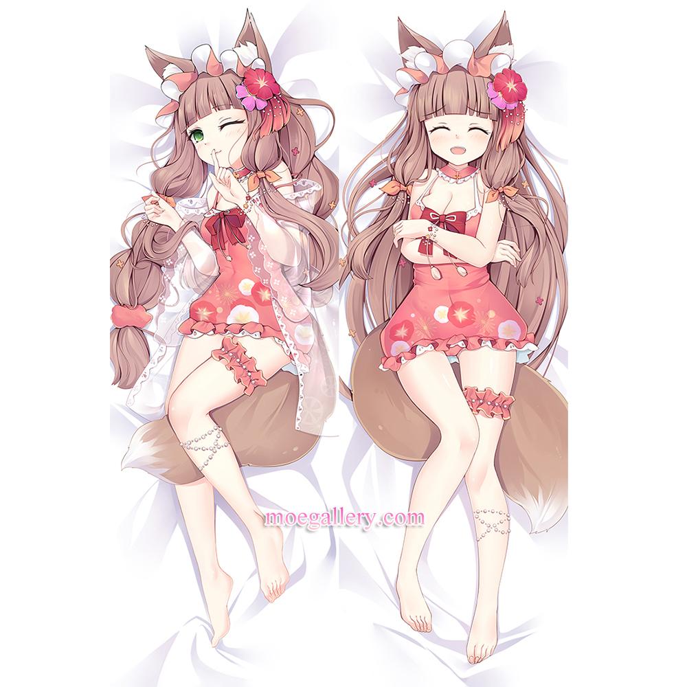 Princess Connect! Re:Dive Dakimakura Himemiya Maho Body Pillow Case