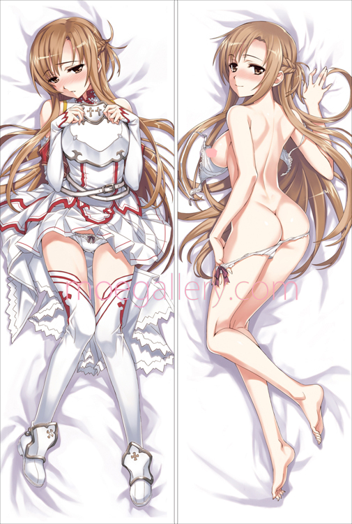 Sword Art Online Asuna Body Pillow Case 15