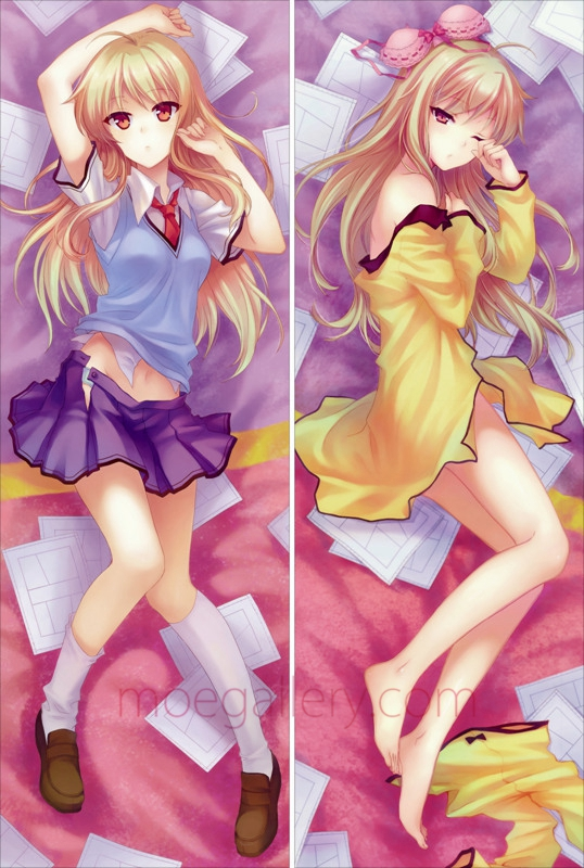 The Pet Girl Of Sakurasou Mashiro Shiina Body Pillow Case 12