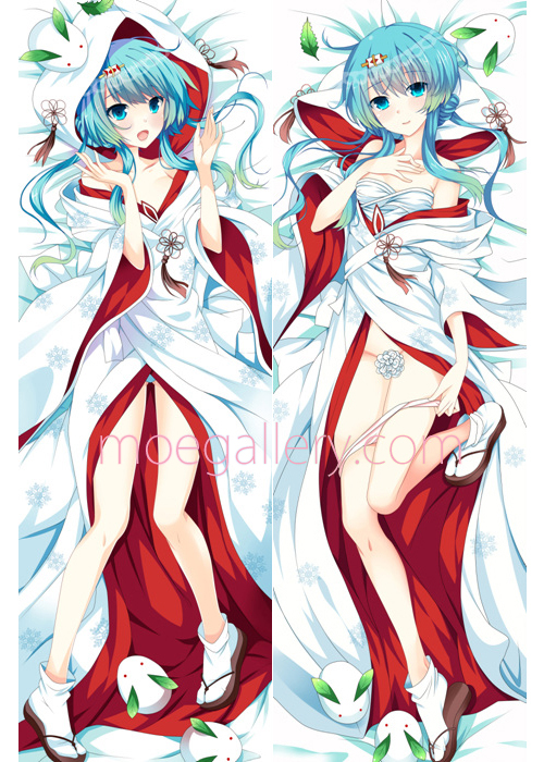 Vocaloid Hatsune Miku Body Pillow Case 59