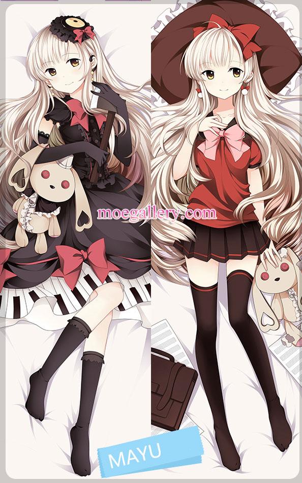 Vocaloid Library Mayu Body Pillow Case
