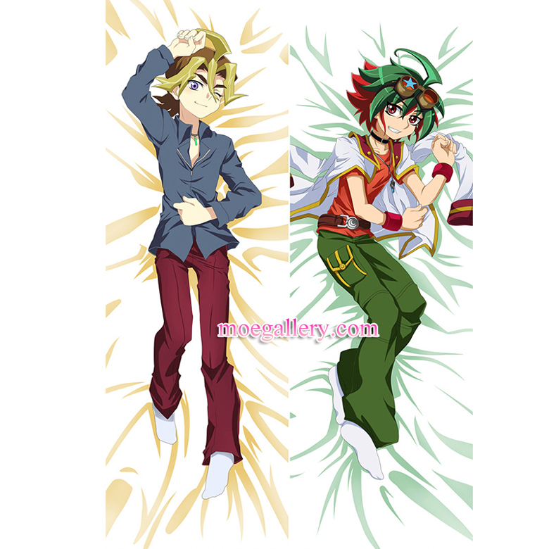 Yu-Gi-Oh! Dakimakura Yugi Muto Body Pillow Case 02