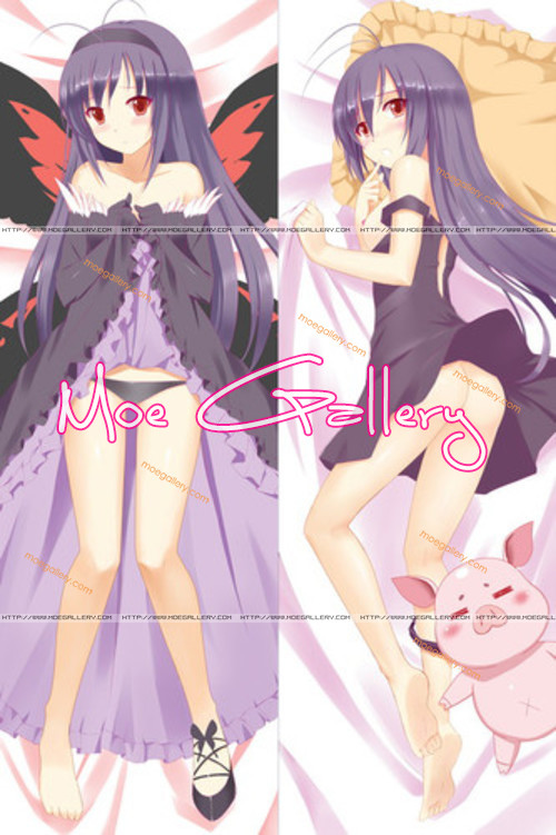 Accel World Kuroyukihime Body Pillow 09