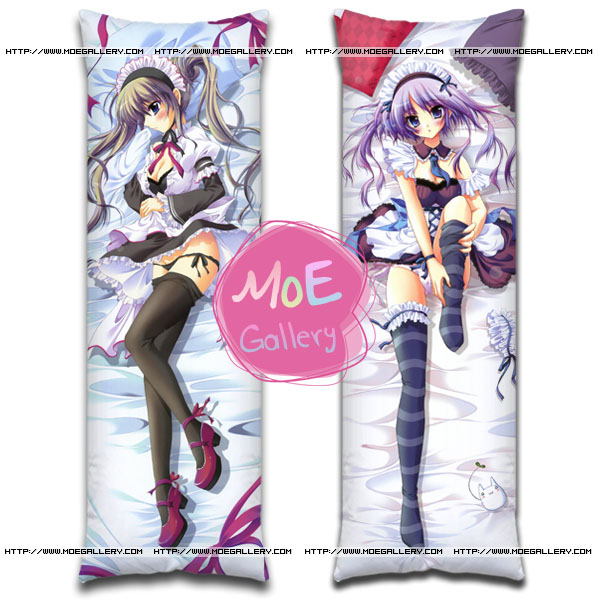 Anime Girls 18X Sexy Body Pillow 20