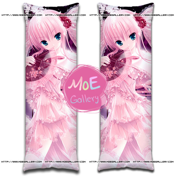 Anime Girls Tinkle Body Pillow 01