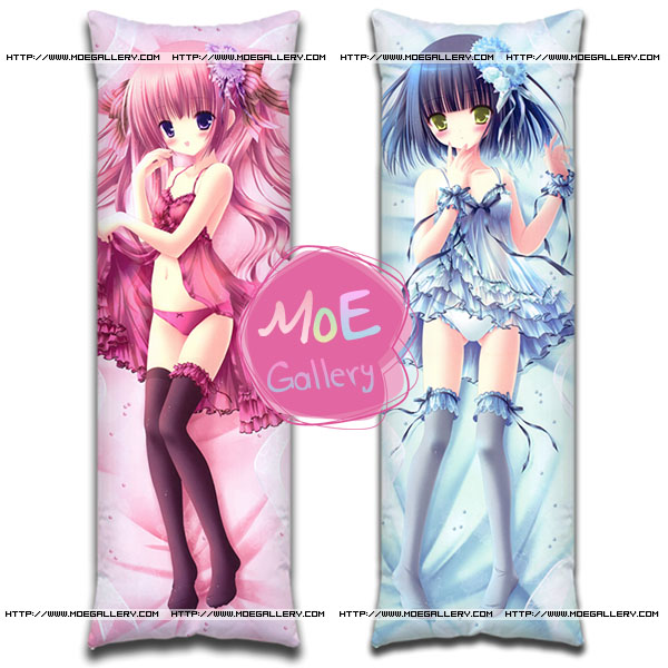 Anime Girls Tinkle Body Pillow 02