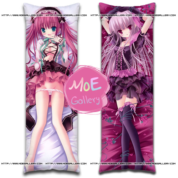 Anime Girls Tinkle Body Pillow 03
