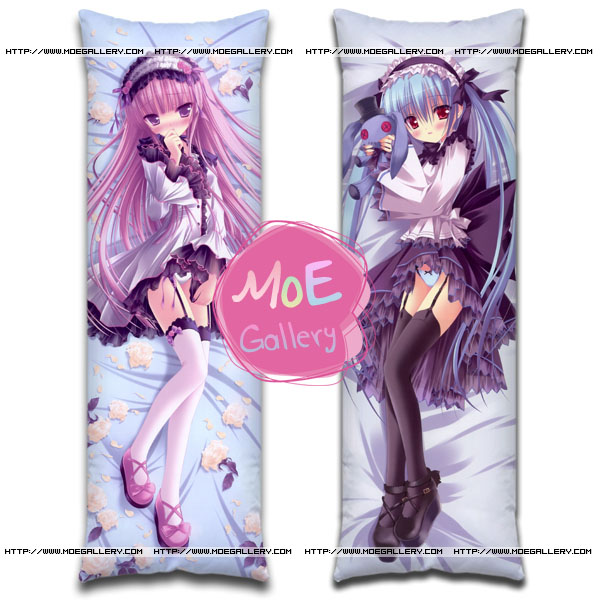 Anime Girls Tinkle Body Pillow 04