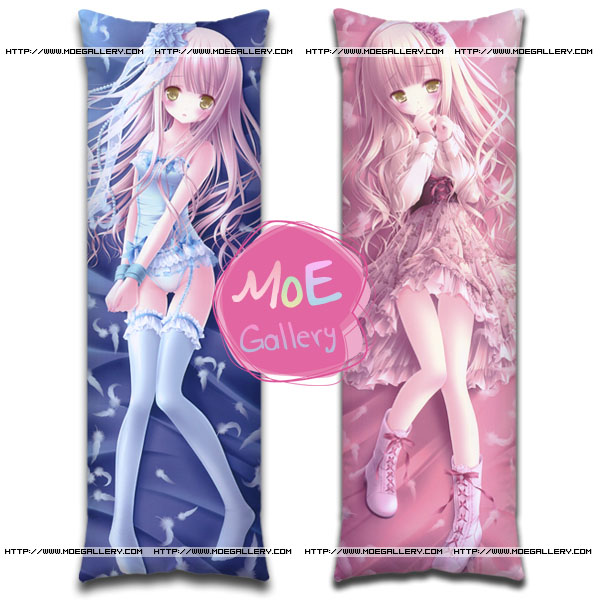 Anime Girls Tinkle Body Pillow 05