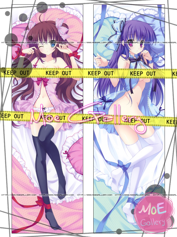 Anime Girl 18X Sexy Body Pillow 16