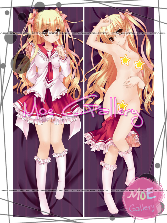 Aria The Scarlet Ammo Riko Mine Body Pillow 01