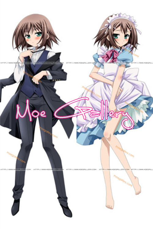 Baka and Test Hideyoshi Kinoshita Body Pillow 01