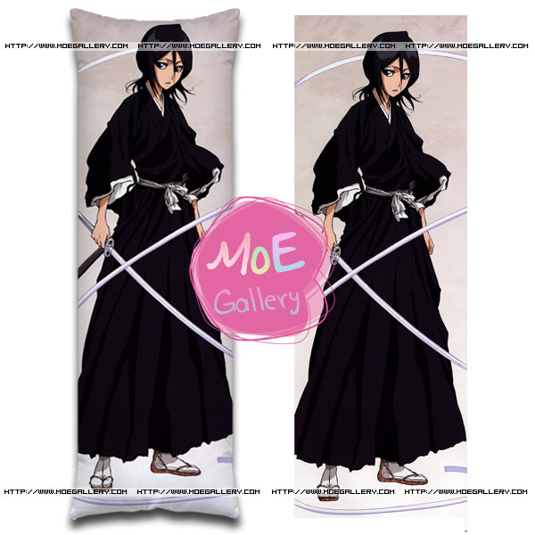 Bleach Rukia Kuchiki Body Pillow