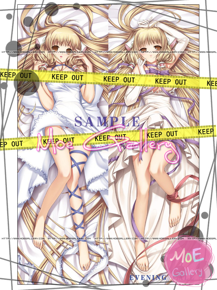 Chobits Chi Body Pillow 01