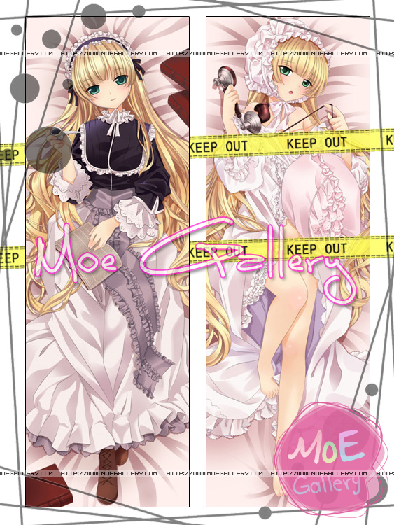 Gosick Victorique De Blois Body Pillow 01