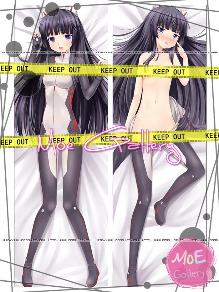 Guilty Crown Tsugumi Body Pillow 01