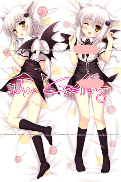 High School DXD Seifuku Koneko Toujou Body Pillow 01