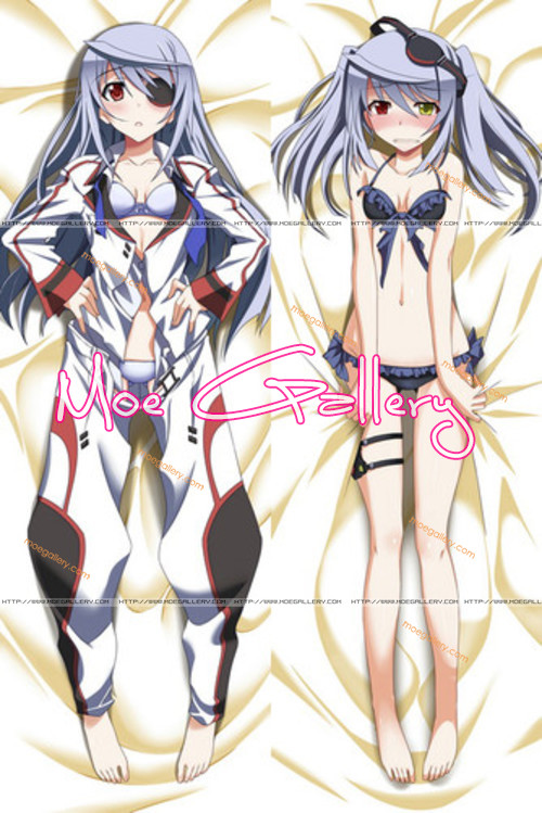 Infinite Stratos Laura Bodewig Body Pillow 02