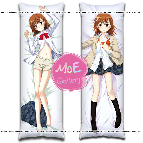 Toaru Majutsu No Index Mikoto Misaka Body Pillow A