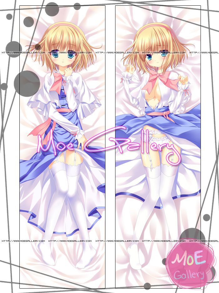 Touhou Project Alice Margatroid Body Pillow 01