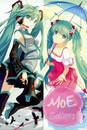 Vocaloid Hatsune Miku Body Pillow 12
