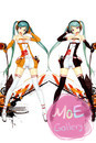 Vocaloid Hatsune Miku Body Pillow 31