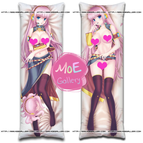 Vocaloid Megurine Luka Body Pillows