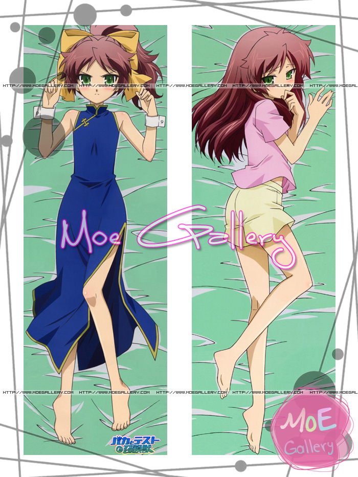 Baka And Test Minami Shimada Body Pillow 01