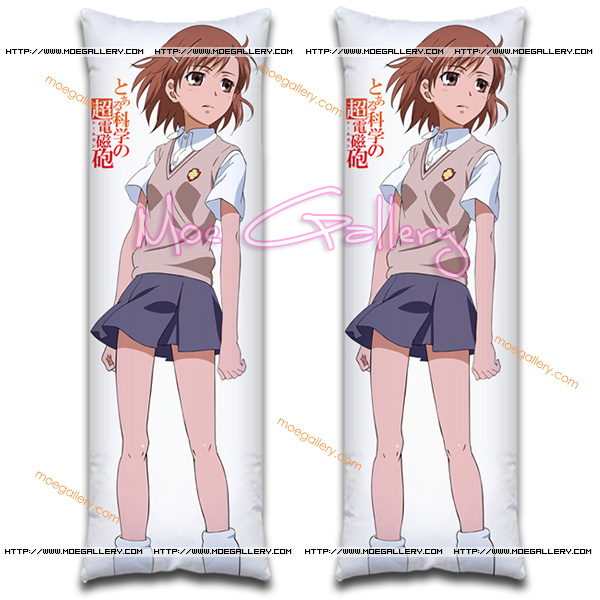 A Certain Magical Index Mikoto Misaka Body Pillows 04