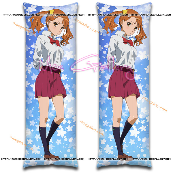 Anohana The Flower We Saw That Day Naruko Anaru Anjo Body Pillows 01